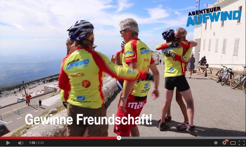 Video Mont Ventoux